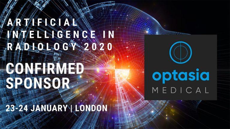 Optasia Medical sponsor Artificial Intelligence in Radiology 2020